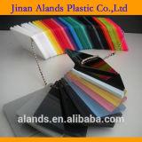 Hoja colorida del plexiglás del molde de x8 del precio barato 4 '