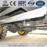 Nuevo cargador 8.5ton del bastón de la rueda para el bastón/la madera/la chatarra del cargamento