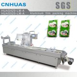 Aluminiumfolie-Vakuumverpackungsmaschine für Tee