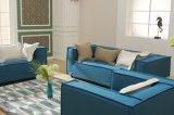 Sofà moderno semplice del tessuto impostato per il salone (TG-CH956)