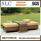 藤の庭の屋外の家具、セットされる藤の日曜日のLounger (SC-B8914)