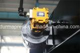 QC11k-10X4000 Scherende Machine van de Guillotine van het Staal van het Ijzer de Hydraulische
