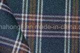 Tessuto del plaid di T/R tinto filato, 63%Polyester 34%Rayon 3%Spandex, 235GSM