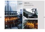 bernsteinfarbige Nullglasampulle 1ml hergestellt durch importierte vertikale automatische Ampullen-Maschine