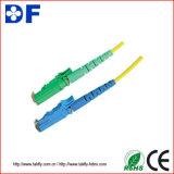 FC LC Sc St 잠바 E2000 광섬유 접속 코드