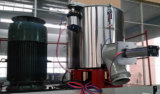 Machine chaude et se refroidissante de PVC à grande vitesse de plastique de mélangeur