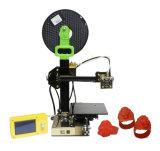 Raiscube 높은 정밀도 OEM&ODM를 가진 조립된 소형 Portable DIY 3D 인쇄 기계