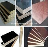 O molde concreto/película Shuttering enfrentou a madeira compensada com núcleo do Poplar