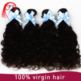 Hotsale 7A Grade 브라질 Virgin Deep Wave Curly Human Hair Extension About 95-100g/PC, 12-32inches