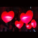 매력적인 광고 거대한 팽창식 발렌타인 훈장 심혼
