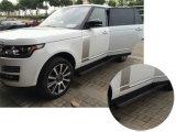 Range Roverの自動車部品または自動車の付属品の電気踏板の側面のステップかペダル