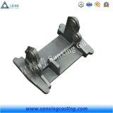 ISOの機械装置部品のためのOEMの高精度の炭素鋼の投資鋳造