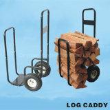 De Kar van het brandhout/de Theebus van het Logboek met Dekking