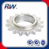 Roda dentada industrial Zinc-Plated (12A 16A)