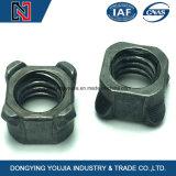 Noix de soudure d'acier du carbone de fabrication de Fasterner