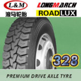 Longmarch fatigue 13r22.5 295/80r22.5 recherchant des pneus de camion de Longmarch d'agents