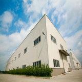 Stahlkonstruktion-Zwischenlage-Panel-vorfabriziertes Gebäude/Stahllager