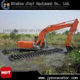 Hydraulisches Undercarriage Pontoon mit Doosan Excavator Upper (Jyae-28)