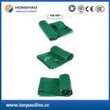 Tela tecida Laminted impermeável do PVC da venda quente para a tampa