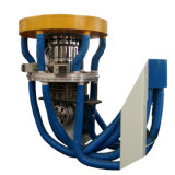 45-850 Monohusillo individual Winder Rotary Die Cabeza de film soplado Máquina