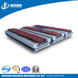 Dust resistente Control Aluminum Entrance Mat para lugares de Homes Commercial