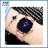 Reloj ultrafino de la alta calidad del reloj para la señora