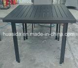 Алюминий с таблицей покрытия порошка обедая и стул с Textilene