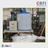 Льдед большой емкости автоматический сгребая машину льда хлопь системы