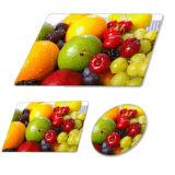 Placa de estaca de vidro da fruta do vidro Tempered