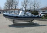 Aqualand 16feet 4.7m 늑골 모터 배 또는 엄밀한 팽창식 어선 (rib470A)