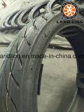 Deporte de la carrera de patrón popular motocicleta neumático 60 / 80-17