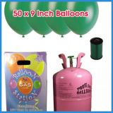 Helium-Gas-Zylinder des niedrigen Preis-2014 wegwerfbarer