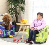 De Luie Bank van de Stof van kinderen met Goedkope Prijs (m-X3050)
