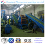 Tire Recyclingのための自動Rubber Powder Production Line
