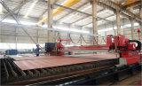Grúa de arriba de la viga de chapa del estándar europeo de 12.5 toneladas sola