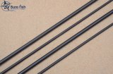 Spazio in bianco Nano libero del Rod della carpa di Toray Giappone del carbonio tessuto 1k di trasporto