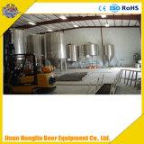 マイクロビール醸造所のプラント500L、700L、1000Lの1500L 1バッチビールビール醸造所装置