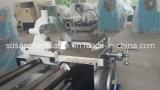 수평한 금속 선반 기계 큰 구멍 CNC 선반 Cw6263b
