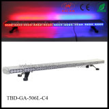 PoliceのためのアルミニウムDome Red Blue LED Lightbar