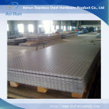 Perforierte Aluminiumplatte für Antibeleg-Treppe