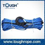 La corde de treuil de Dyneema, rendent votre treuil d'ATV beaucoup plus fort