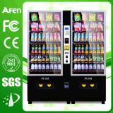 Distributeur automatique de combo et de casse-croûte ; Petit distributeur automatique du poste/Condom/E-Cigarette