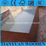 usage imperméable à l'eau de coffrage de construction de contre-plaqué de faisceau de peuplier de 1220*2440mm
