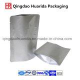 Farben-Plastik brüllt Beutel, Akkordeon-Tasche für Satz-/Aluminum-Folien-Verpacken- der Lebensmittelbeutel/feuchtigkeitsfeste Wärme