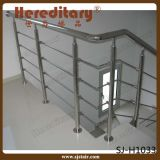 304/316 Roestvrij staal en Houten Baluster voor Trap (sj-S113)