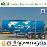40-55 acoplado/semi-remolque a granel del tanque del cemento de Cbm