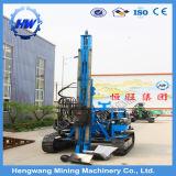 Machine de pile de rambarde de bélier de route de pression hydraulique de route