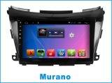 Androïde GPS van de Auto van het Systeem voor Nissan Murano met de Navigatie van de Auto DVD /Car