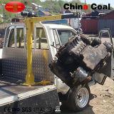 熱い販売小型トラックのための小さい容量の上昇のジブクレーン