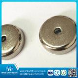 De industriële Sterke Magnetische Permanente Magneet NdFeB van het Neodymium